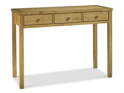 Bentley Designs Atlanta Oak Dressing Table Oak Oak Dressing Table