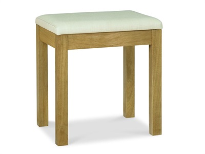 Bentley Designs Atlanta Oak Stool Oak Oak Stool