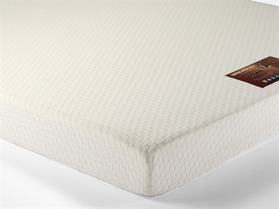 Breasley Bronze Memory 4' Small Double Mattress