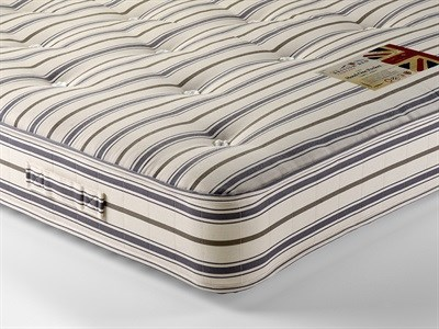 British Bed Company Contract The Hotel One Pocket 3 Single Mattress