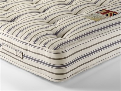 British Bed Company Contract The Hotel Three Pocket 4 Small Double Mattress