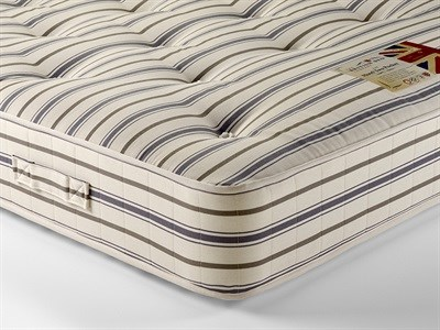 British Bed Company Contract The Hotel Two Pocket 3 Single Mattress