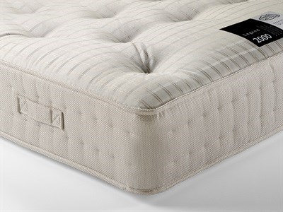 Snuggle Beds New Legend Ortho 2000 5 King Size Zip And Link Mattress