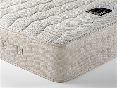 Snuggle Beds New Memory Ortho 2000 5 King Size Zip And Link Mattress