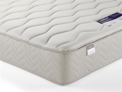 Silentnight Memory Sleep 4 6 Double Mattress
