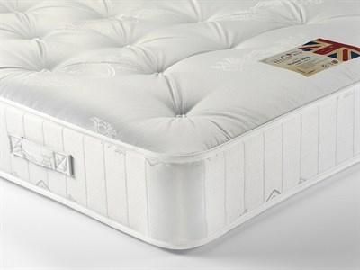 British Bed Company Pocket 1000 3 Single