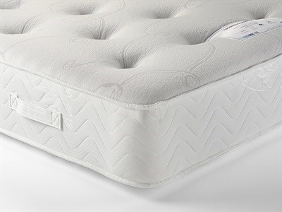 Healthopaedic Memory Pocket Deluxe 1000 4 6 Double Mattress