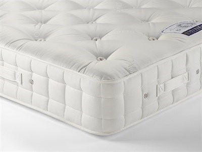 Hypnos Premier Bedstead Mattress 5 King Size Zip And Link Mattress