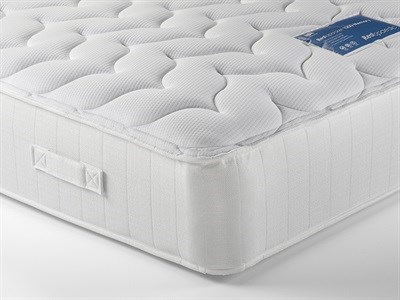 Restopaedic Restapocket 1200 Memory 5 King Size Zip And Link Mattress