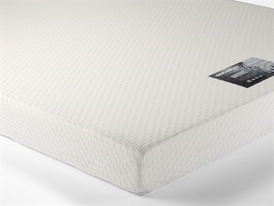 Breasley Silver Memory 4' Small Double Mattress