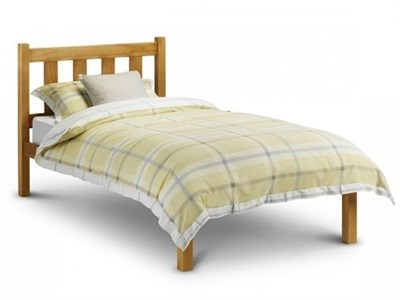 Julian Bowen Poppy 3 Single Wooden Bed