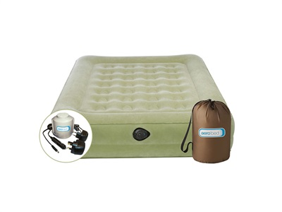 Aero Bed Active Raised 4 6 Double Airbed
