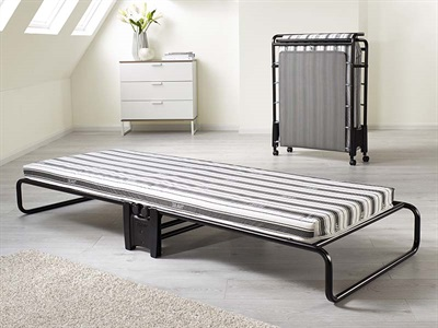 JAY_BE Advance Folding Bed 2 6 Small Single Folding Bed