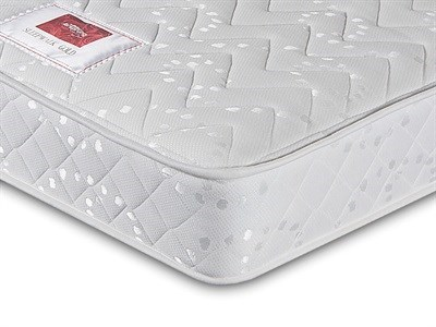 AirSprung Sleepwalk Trizone Gold 4 6 Double Mattress