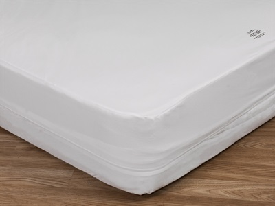 Protect_A_Bed Allerzip Smooth 4 6 Double Protector
