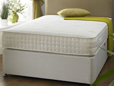 Shire Beds Active Aloe Vera 1000 Pocket Memory 2 6 Small Single Mattress Only Mattress