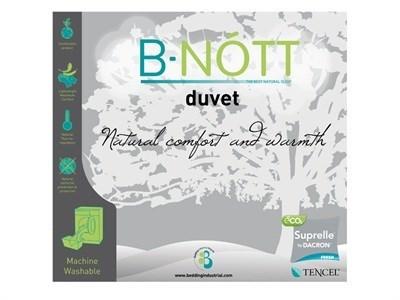 B Nott Summer 4.5 Tog Duvet 5 King Size Duvet