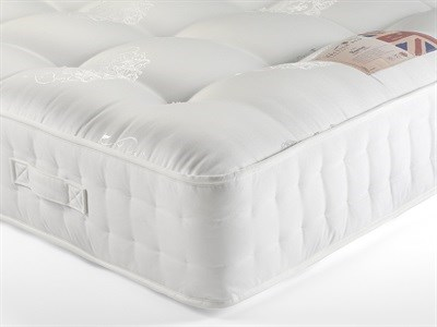 British Bed Company The Baron 4 6 Double