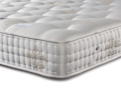 Sleepeezee Bordeaux 2000 6 Super King Zip And Link Mattress