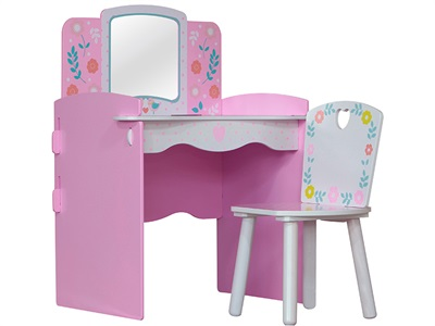 Kidsaw Country Cottage Dressing Table & Chair Dressing Table