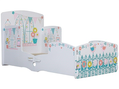 Kidsaw Country Cottage Junior Bed 2 6 Small Single Childrens Bed