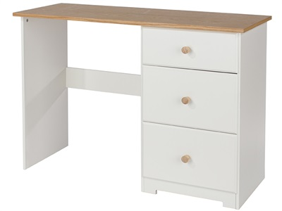 Colorado Single Pedestal Dressing Table