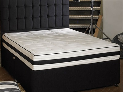 Shire Beds Active Latex 7 Zone Core Firm 3 Single Mattress Only Mattress