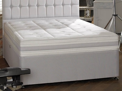 Shire Beds Active Latex 7 Zone Core Medium 3 Single Mattress Only Mattress