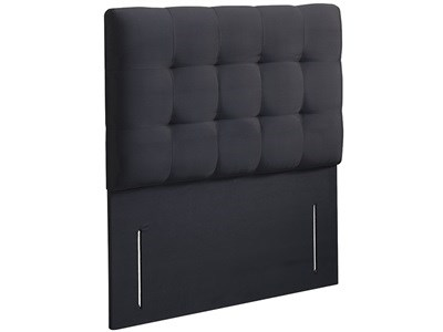 New Design Catalina Leather 2 6 Small Single Black Faux Leather Leather Headboard