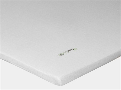 Snuggle Beds CharCOOL 2 Memory Foam Topper  4 Small Double Topper
