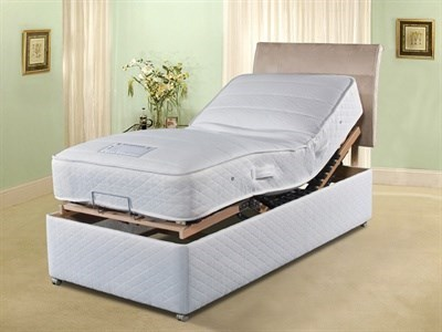 Sleepeezee Cool Comfort Adjustable Mattress Only 26 x 66 Special Size Electric Bed