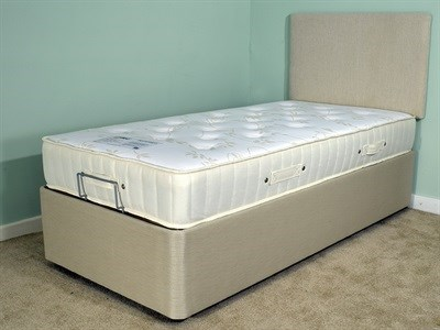 MiBed Sovereign (Memory Pocket) 3 x 66 Special Size Wheat Adjustable bed Electric Bed