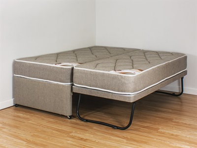 Snuggle Beds Damask 2017 2 in 1 Guest Bed 3' Single Stowaway Bed