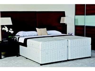 Sealy Contract Derwent Firm 4 6 Double Platform Top - No Drawers Divan