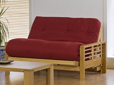 Kyoto Detroit Futon (Base Only) 4 Small Double Futon
