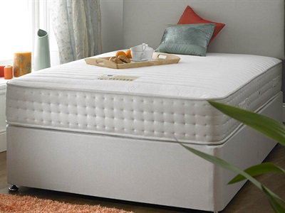 Shire Beds Active Dual Seasons Ortho 3 Single Mattress Only Mattress