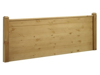 New Design Duke 2 6 Small Single Wooden Headboard