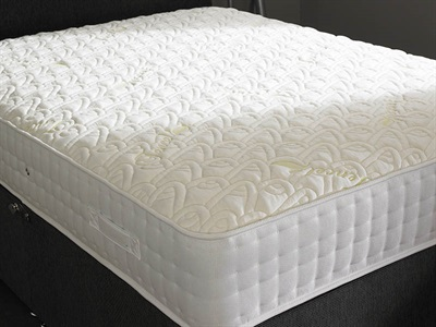 Shire Beds Active Encapsulated Latex 2000 3 Single Mattress Only Mattress
