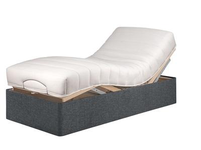 British Bed Company DMG 9311 British Bed Company Contour Cotton 3 Single