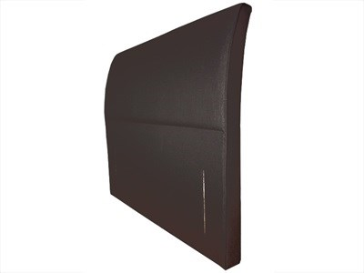 Snuggle Beds Elite Black 4 6 Double Executive Black Headboard Only Fabric Headboard