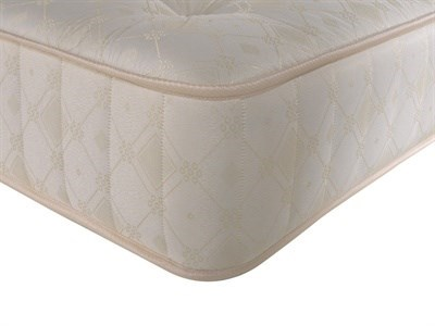 Shire Beds Elizabeth Tufted 2 6 Small Single Mattress