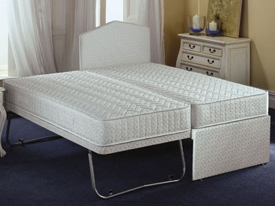 AirSprung Enigma 3 Single Guest Bed Stowaway Bed