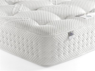 Silentnight Geltex Sleep 2000 4 6 Double Mattress Only Mattress