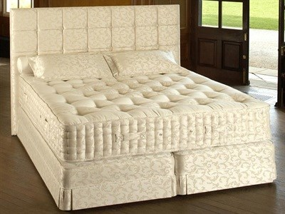 Relyon Grandee (Firm) 5 King Size Zip And Link Mattress Only Mattress