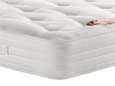 British Bed Company Contract The Hotel Four Pocket 3 Single Mattress