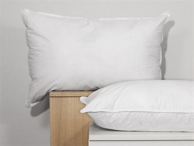The Soft Bedding Company Hotel Cotton Microfibre Deluxe Pillow