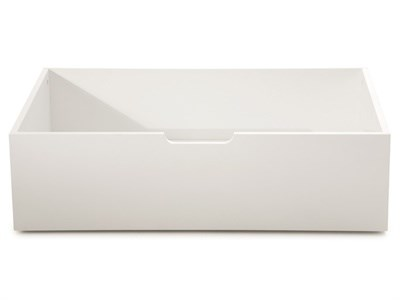 Serene Furnishings Macy Storage Drawer (Opal White) Underbed Drawer