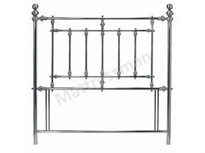 Bentley Designs Imperial 4 6 Double Antique Brass Headboard Only Metal Headboard
