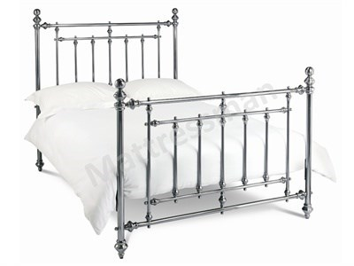 Bentley Designs Imperial Antique Nickel 4 6 Double Antique Nickel Metal Bed