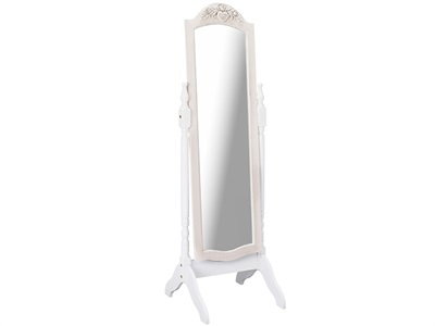 Product photograph showing Juliette Cheval Mirror